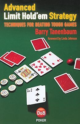 **NEW** - Advanced Limit Hold'em Strategy (Paperback) 1904468365