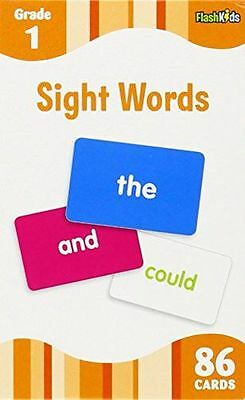 **NEW** - Sight Words (Flash Kids Flash Cards) (Cards) 1411434803