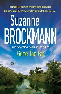 **NEW** - Gone Too Far: Troubleshooters 6 (Paperback) 0755377052