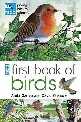 **NEW** - RSPB First Book of Birds (Paperback) 1408137186
