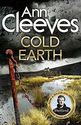 **NEW** - Cold Earth (Shetland) (Hardcover) 1447278186