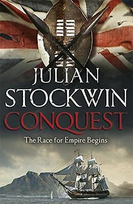**NEW** - Conquest: Thomas Kydd 12 (Paperback) 1444711989