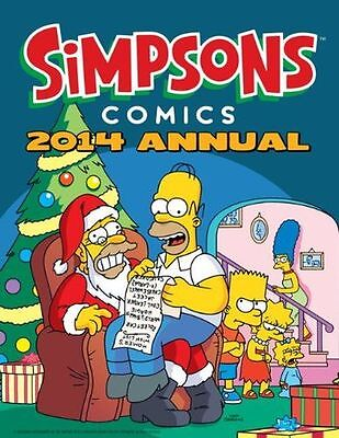 **NEW** - Simpsons - Annual 2014 (Annuals) (Hardcover) 1781167737