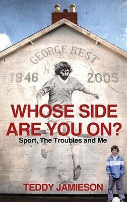 **NEW** - Whose Side Are You On? (Paperback) 0224082973