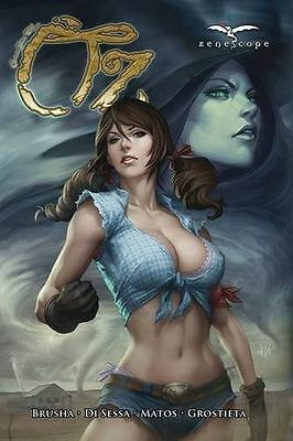 **NEW** - Grimm Fairy Tales: Oz (Hardcover) 1939683297