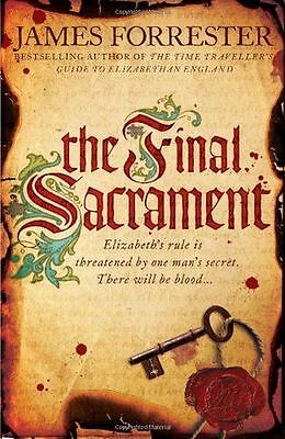 **NEW** - The Final Sacrament (Clarenceux Trilogy 3) (Paperback) 0755388089
