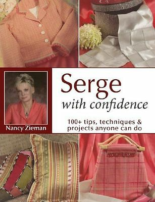 **NEW** - Serge with Confidence (Paperback) 0873498550