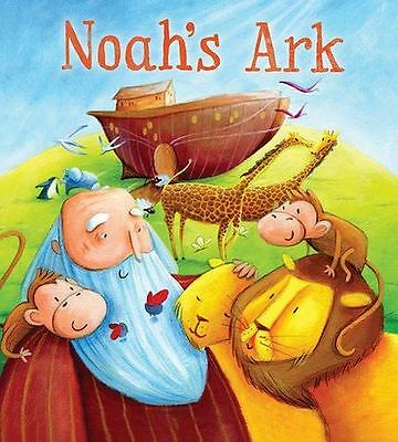 NEW - My First Bible Stories Old Testament: Noah's Ark (Paperback) 1848358911