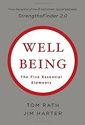 **NEW** - Wellbeing: The Five Essential Elements (Hardcover) 1595620400