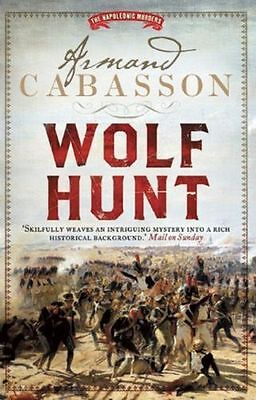 **NEW** - Wolf Hunt: The Napoleonic Murders 2 (Paperback) 1906040834