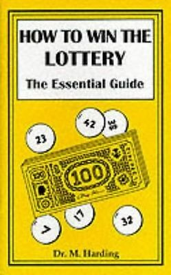 **NEW** - How to Win the Lottery: The Essential Guide (Paperback) 0952780402