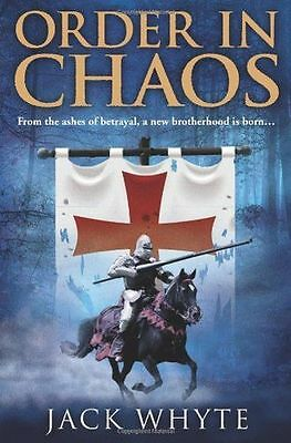 **NEW** - Order In Chaos (Templar Trilogy 3) (Paperback) 0007207492