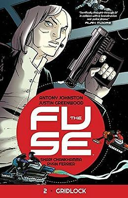**NEW** - The Fuse Volume 2: Gridlock (Fuse Tp) (Paperback) 1632153130