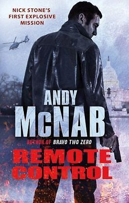 **NEW** - Remote Control: (Nick Stone Thriller 1) (Paperback) 0552163538
