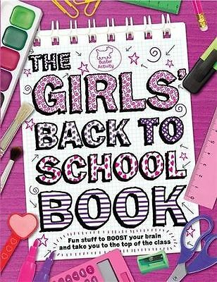 **NEW** - The Girls' Back To School Book (Buster Books) (Paperback) 1907151516