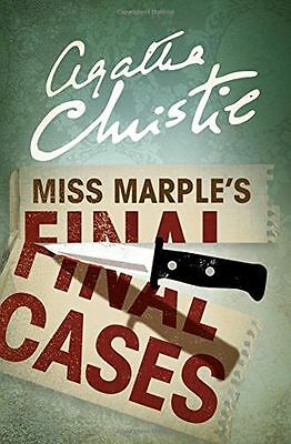 **NEW** - Miss Marple's Final Cases (Miss Marple) (Paperback) 0008196648