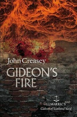 Gideon's Fire: (Writing as JJ Marric) (Gideon of Scotland Yard) (PB) 0755114043