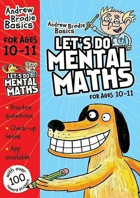 **NEW** - Let's do Mental Maths for ages 10-11 (Paperback) 1408183420