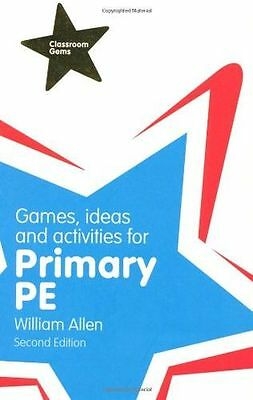 Games, Ideas and Activities for the Primary PE (Classroom Gems) (PB) 1292001003