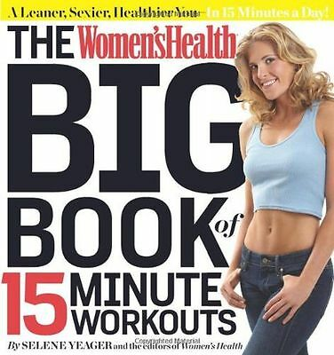 **NEW** - Women's Health Big Book of 15-Minute Workouts (Paperback) 1609617371