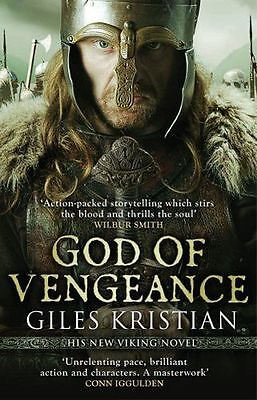 **NEW** - God of Vengeance: (The Rise of Sigurd 1) (Paperback) 0552162426