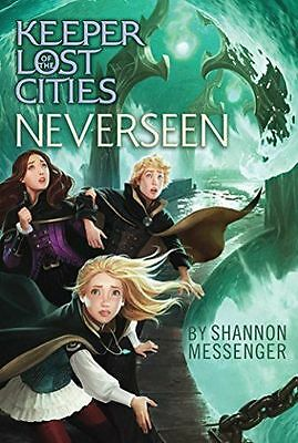 **NEW** - Neverseen (Keeper of the Lost Cities) (Paperback) 1481432303