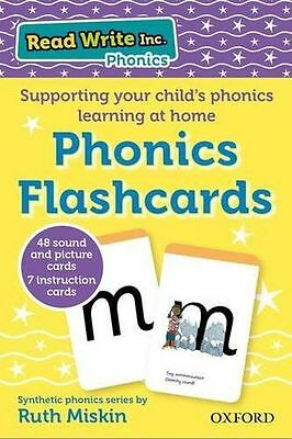 Read Write Inc. Home: Phonics Flashcards (Read Write Inc (Cards) 0198386710