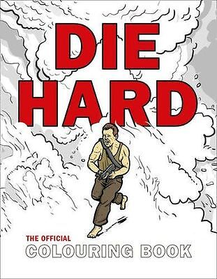 **NEW** - Die Hard: The Official Colouring Book (Paperback) 0008212279