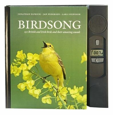Birdsong: 150 British and Irish birds and their amazing sounds (HC) 1849491348