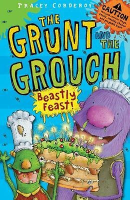 **NEW** - Beastly Feast (The Grunt and the Grouch) (Paperback) 184715123X