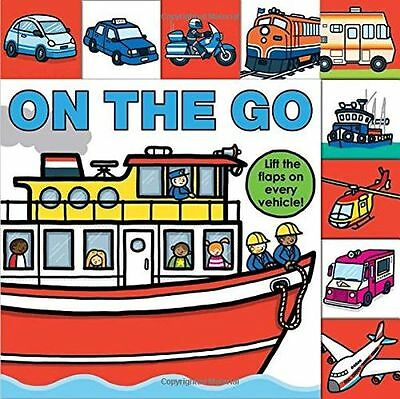 **NEW** - On the Go (Lift-the-Flap Tab Books) (Board book) 1783410442