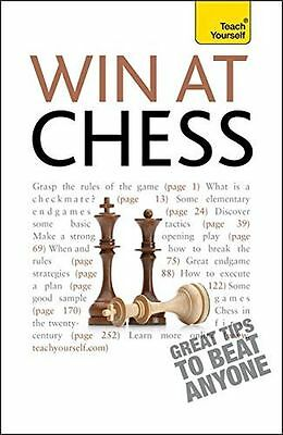 NEW - Win At Chess: Teach Yourself (Teach Yourself General) (PB) 1444103075