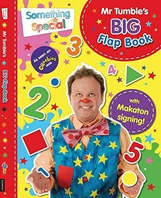 Something Special: Mr Tumble's Big Flap Book: (Board book) 1405275596