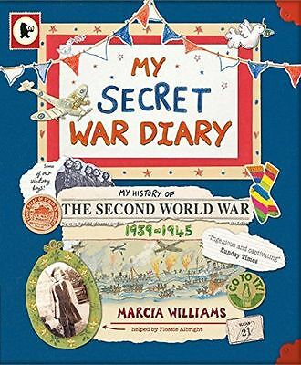 **NEW** - My Secret War Diary, by Flossie Albright (Paperback) 1406331996
