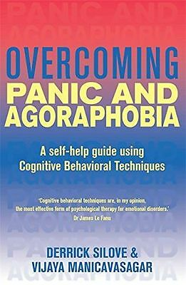 NEW - Overcoming Panic and Agoraphobia (Overcoming Books) (PB) 1849010021