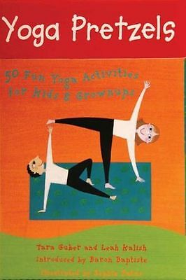 Yoga Pretzels: 50 Fun Yoga Activities for Kids and Grownups (Cards) 1905236042