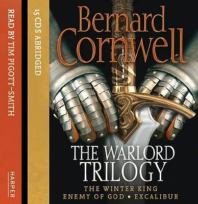 The Warlord Trilogy: The Winter King/Enemy Of God/Excalibur (CD) 0007343078