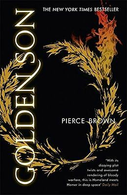 NEW - Golden Son: Red Rising Trilogy 2 (The Red Rising Trilogy) (PB) 1444759035