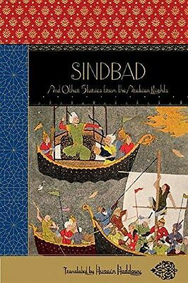 "NEW - Sindbad: And Other Stories from the ""Arabian Nights"" (PB) 0393332462"