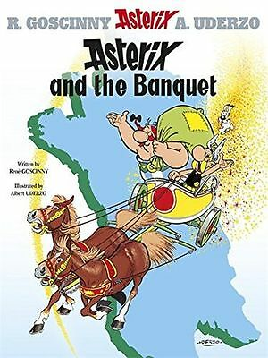 Asterix and the Banquet: Album 5 (Asterix (Orion Hardcover)) (HC) 0752866087