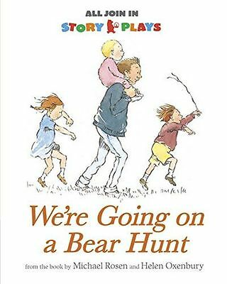 NEW - We're Going on a Bear Hunt (All Join In Story Plays) (PB) 1406343331