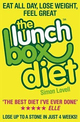 The Lunch Box Diet: Eat All Day, Lose Weight, Feel Great. Lose (PB) 0007288360