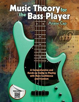 Music Theory for the Bass Player: A Comprehensive and Hands-on (PB) 0996727604