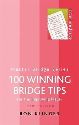 100 Winning Bridge Tips: 100 Winning Bridge Tips (PB): For the (PB) 0304365874