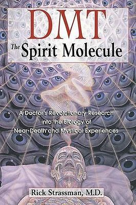 DMT: The Spirit Molecule: A Doctor's Revolutionary Research (PB) 0892819278