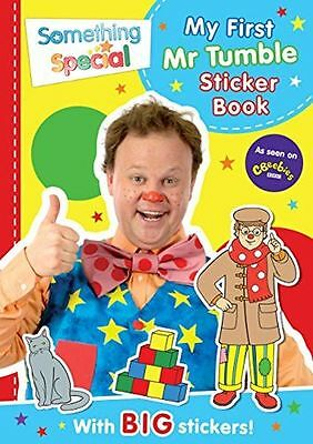 Something Special: My First Mr Tumble Sticker Book (My First (PB) 1405276703