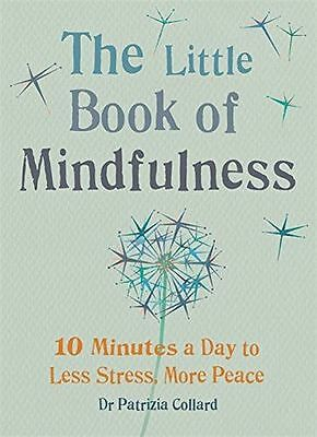 The Little Book of Mindfulness: 10 minutes a day to less (Flexi) 1856753530