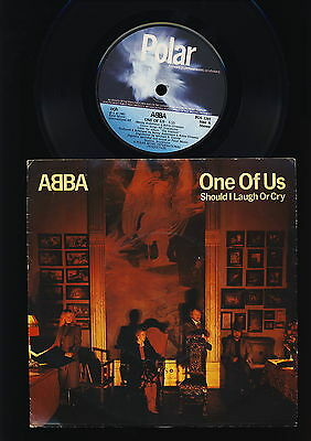 ABBA - One of Us - Should I Laugh or Cry - SWEDEN
