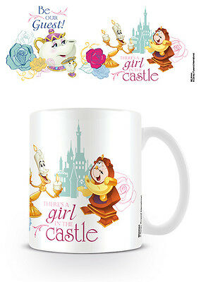 OFFICIAL Beauty and the Beast (Be Our Guest) - MUG BY PYRAMID MG24344