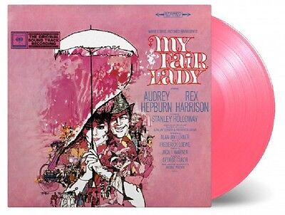 MY FAIR LADY - OST - 2LP / Pink Vinyl (EXPANDED Edition) - MOV 2016